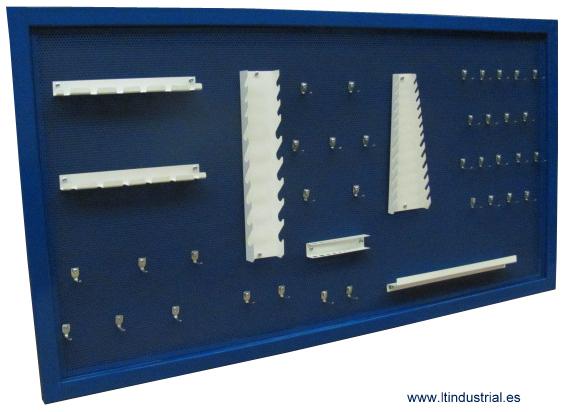 Lt industrial inicio productos panel para herramientas for Cajon herramientas taller